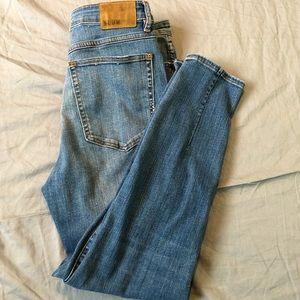 Neuw Nordstrom Marilyn High Skinny Jean